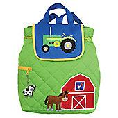 Children's Green Farm Backpack