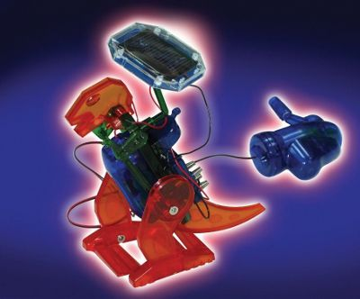Amazing Solar Dino Electronics Kit