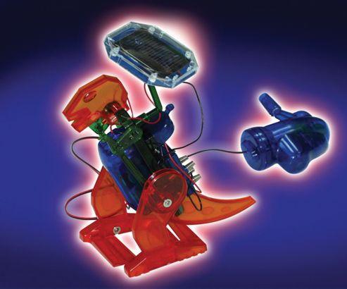 Amazing Solar Dino Electronics Kit