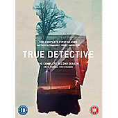 True Detective Series 1-2 DVD
