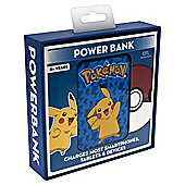 Pokemon 5000 mAh Pikachu Credit Card Power Bank