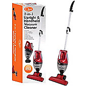 Quest 2-in-1 Bagless Upright & Handheld Vacuum Cleaner - 800 Watts