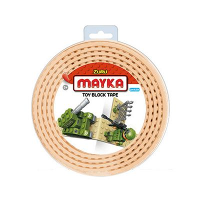 Mayka Tape - 4 Stud Yellow 2 Metres