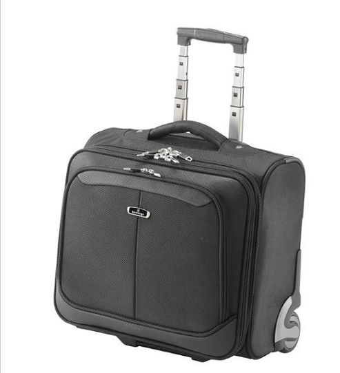 Falcon 15.6 inch Laptop Business Trolley Case, Great mobile office