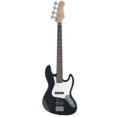 Stagg B300-BK Standard J Bass Guitar - Black