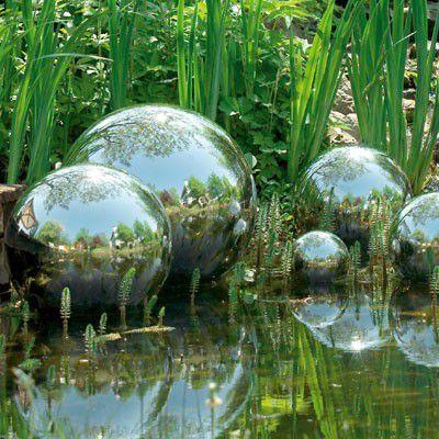 Blomus bola garden globe, 25cm