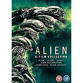 Aliens Boxset (6 Titles) Dvd
