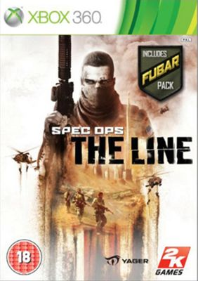 Spec Ops - The Line With Fubar Pack