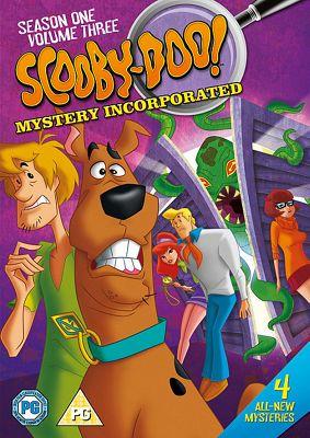 Scooby Doo - Mystery Inc - Vol