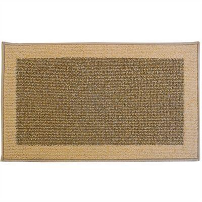 Madras Brown/Beige Door Mat 50x80cm