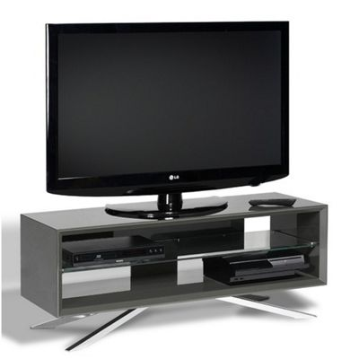 Techlink Arena TV Stand - Grey