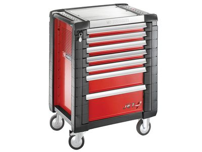 Facom Jet.7M3 Roller Cabinet 7 Drawer Red