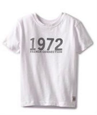French Connection '1972' Logo Tee 5-6Y
