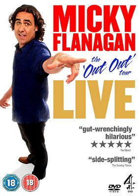 Micky Flanagan - The Out Out Tour (DVD)