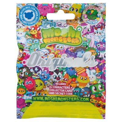 Vivid Imaginations Moshling Blind Bags Original Assortment