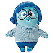 Disney Inside Out Soft Toy - Sadness