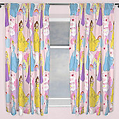 Disney Princess Enchanting Curtains 66 inch x 72 inch (168cm x 183cm)