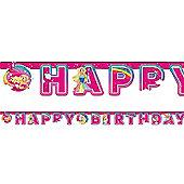 Barbie Dreamtopia Letter Banner - 1.6m