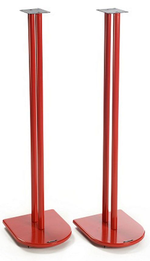 Atacama Duo 10 Red Speaker Stands