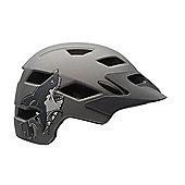 Bell Sidetrack Kids Helmet - 47-54cm, Grey/Shark
