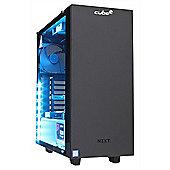 Cube Ryzen 7 Gaming PC RGB Lighting 16GB 240GB SSD 1TB WIFI GTX 1060 6GB Win 10