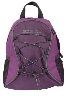 Mountain Warehouse Mini Trek 6L XS Rucksack Bag Backpack Back Pack Walking Hiking Camping