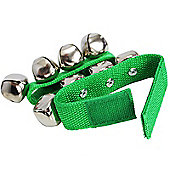 A-Star Small Wrist Bells - Green