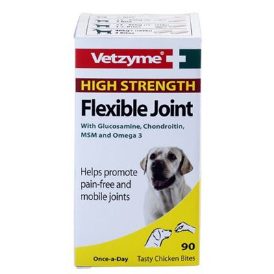 Vetzyme For Joints High Strength (90pk)