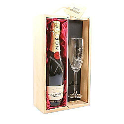 21st Birthday Champagne Gift Set Catalogue Number 714 4861