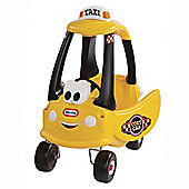 Little Tikes Cozy Coupe Yellow Cab Ride-On Car