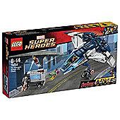 LEGO Marvel Super Heroes Avengers: Quinjet City Chase 76032