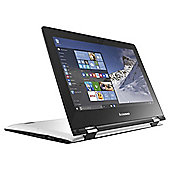 Lenovo YOGA 300 Intel Pentium Quad core 4GB 500GB 2 in 1 White Laptop