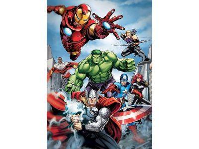 The Avengers - 60pc Puzzle