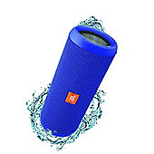 JBL Flip 4 Portable Waterproof Speaker Blue