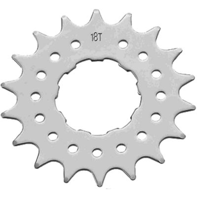 Acor 1/8 Single Speed Sprocket: 18T