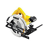DeWalt 240V 184mm 65mm Compact Circular Saw in Kitbox
