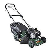 "Webb R18HW 18"" Self Propelled Hi-Wheel Petrol Rotary Lawnmower"