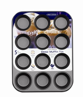 George Wilkinson Cook's Choice 12 Cup Muffin Tin
