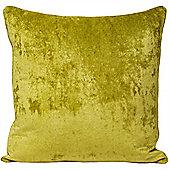 Riva Home Cliveden Ochre Cushion Cover - 60x60cm