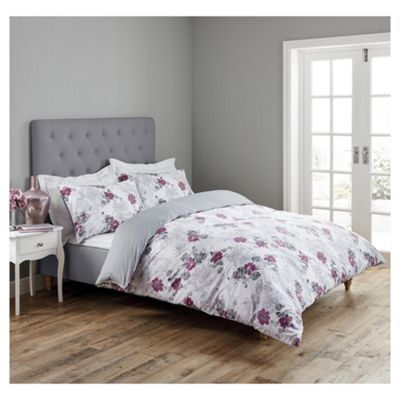 Fox & Ivy Cherry Blossom Duvet Set Single