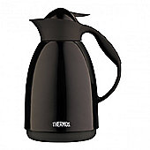 Thermos Patio 1L Black Insulated Carafe