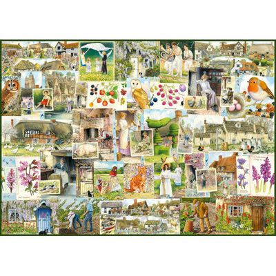 Country Life - The 1900s - 1000pc Puzzle