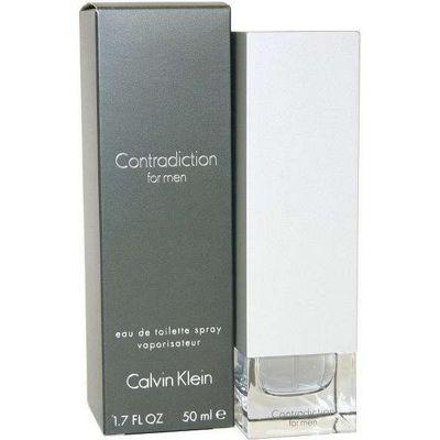 Calvin Klein Contradiction for Men 50ml Eau de Toilette Spray