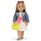 Our Generation 18-inch Doll Delux Bright As The Sun Outfit