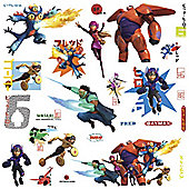 Disney Wall Stickers, Kids Wall Stickers,Big Hero 6 Wall Stickers