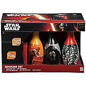 Star Wars 'The Force Awakens' 7 Piece Bowling Set Plastic Toys