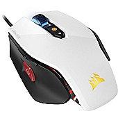 Corsair Gaming M65 PRO RGB FPS Optical 12000dpi Gaming Mouse - White