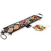 VonShef Electric XXL Teppanyaki Style Barbecue Table Grill - 2000W