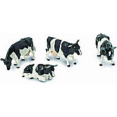 Friesian Cattle - Scale 1:32 - Britains Farm
