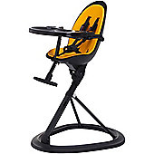 ickle bubba Orb Highchair (Black/Yellow)
